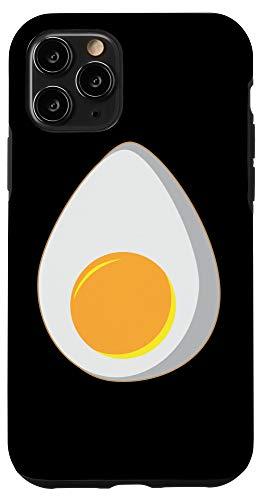 iPhone 11 Pro Devilled Egg Costume | Cool Boiled Egg Gift Case