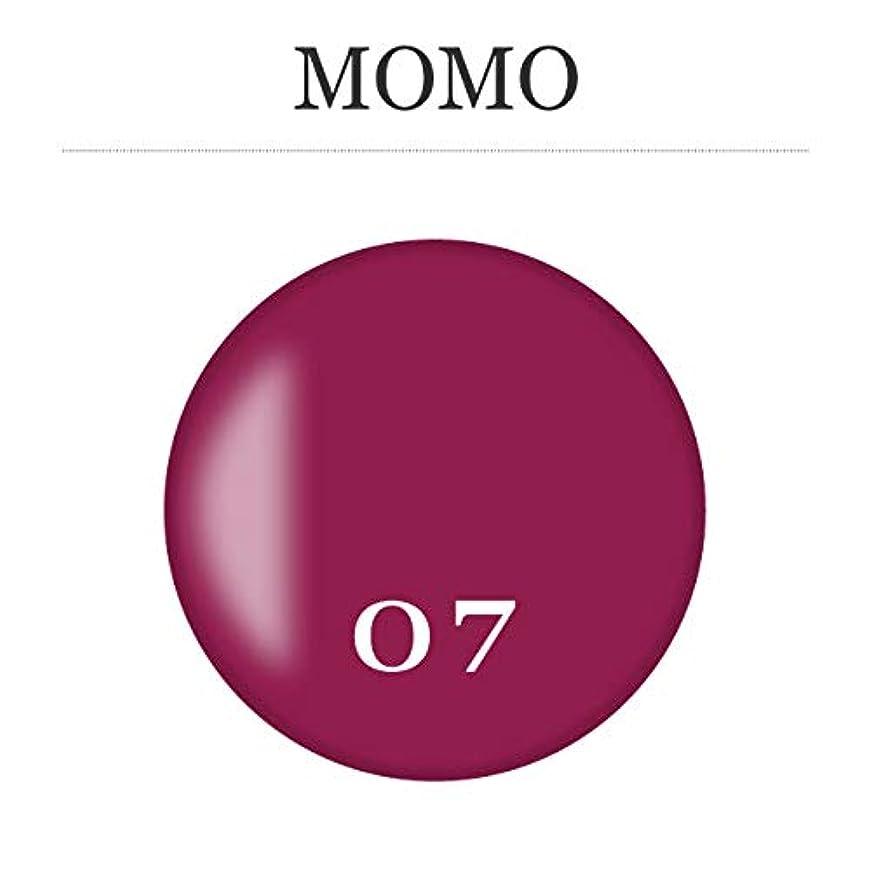 暫定のたっぷり賠償カラージェル MOMO-07 by nail for all