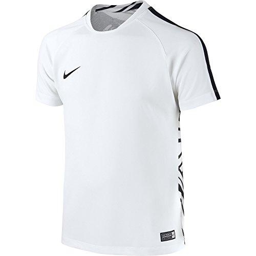 Nike - Neymar GPX SS TOP - Maglia da calcio Uomo, Multicolore (Nero/Bianco), S
