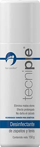 Desodorante Desinfectante Calzado  marca tecnipie