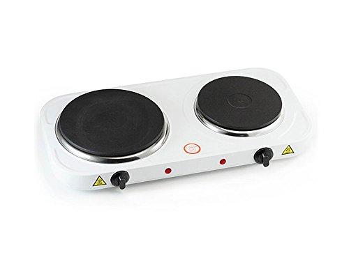 JPWonline - Cocina Hornillo eléctrico doble portátil BN-3650