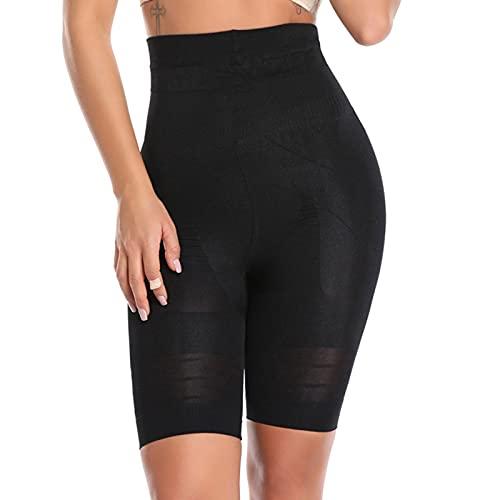 ZQW Mujeres Entrenador De Cintura Bodies Control De Barriga Pantalones Cortos Body Shaper Cintura Alta Levantador De Glúteos Respirable Ropa Interior Moldeadora (Color : B, Tamaño : S)