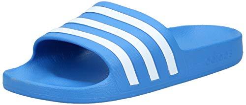 Adidas Unisex-Erwachsene Adilette Aqua Dusch-& Badeschuhe, Mehrfarbig (Multicolor 000), 42 EU