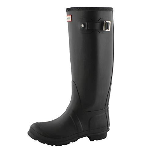 HUNTER Women's Original Tall Wide Leg Rain Boots