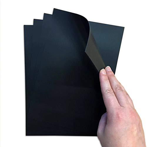 Placas magnéticas lisas A5 - Para almacenar matrices y hacer sus ...