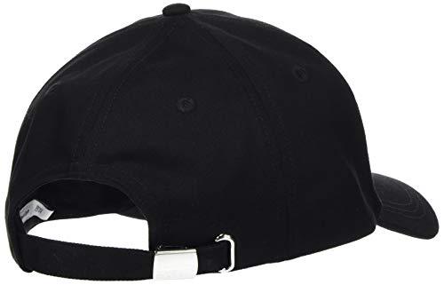 Calvin Klein Men's CALVIN EMBROIDERY BB CAP Hat, Black, OS