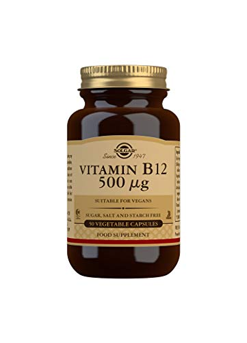 Solgar-Vitamin-B12-500-g-Vegetable-Capsules-Pack-of-50