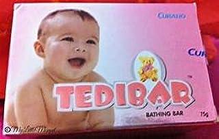 Vishal Store Tedibar Soap 75g (pack of 3)