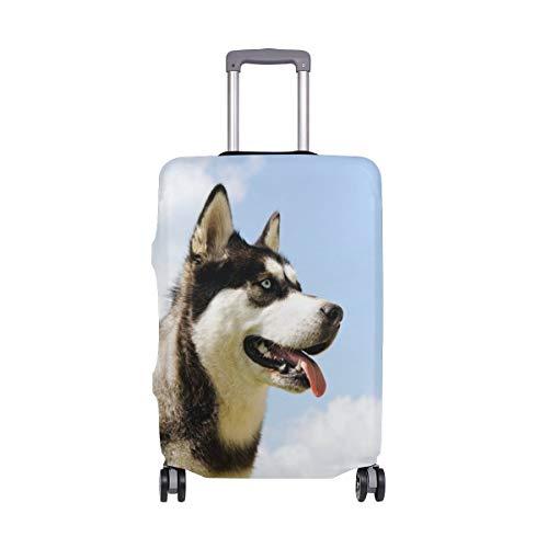 Maleta de Viaje Husky Travelers Choice con Ruedas giratorias y Maleta de Equipaje de 20 Pulgadas