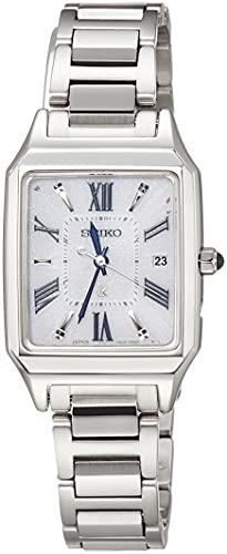 [セイコーウォッチ] 腕時計 ルキア SSVW159 レディース シルバー