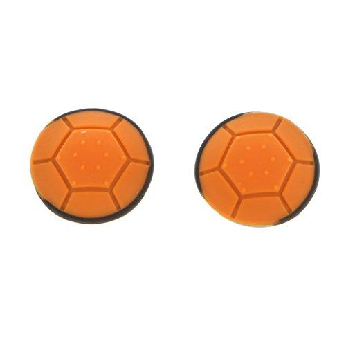 Photo of 2Pcs Controller Game Accessories Thumbstick Grip Joystick Cap for PS3/4/XBOX orange