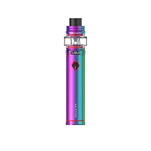 Smok V9 Kit,TFV8 Baby V2 Tank,Smok Baby V2 S1 S2 Coil,SMOK Stick Kein Nikotin und Tabak (7-farbig)