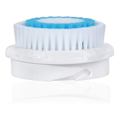5 cabezales de Brossante Hofoo®. Recambio para la purificación de la cara de los poros Clarisonic (poro profundo). Funciona con Mia Alpha Fit Aria Smart Profile (1, 2, 3, Plus, Sonic Radiance