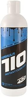 Formula 710 Instant Cleaner Safe On Pyrex, Glass, Metal, and Ceramic by Formula 420 (12oz - Large)