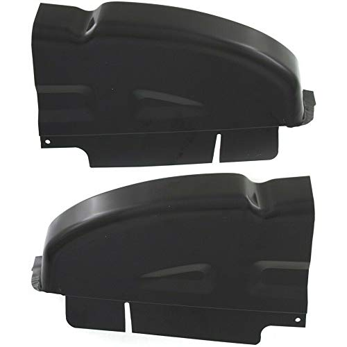 Cab Corners Set of 2 Driver & Passenger Side Compatible with Ram Truck LH RH 1500 Pair