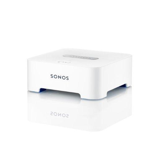 Price comparison product image Sonos BRIDGE - bridges & repeaters (IEEE 802.3,  IEEE 802.3ab,  White,  32 - 104 °F,  110 x 110 x 41 mm,  Status,  10 / 100 Mbit / s)