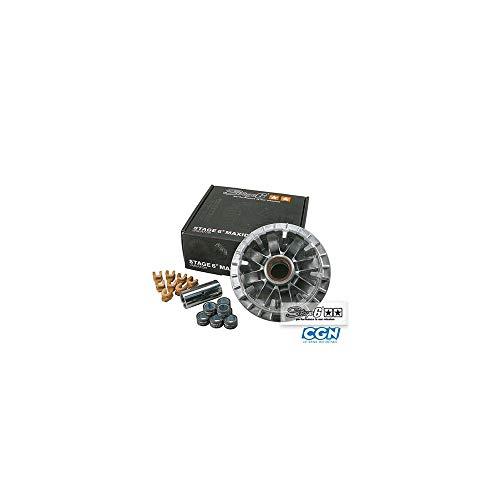 1 Paar f/ür alle Lenkertypen 13 und 17 mm Motodak Hebelschutz Replay RR Aluminium mit Endkappen schwarz//Silber