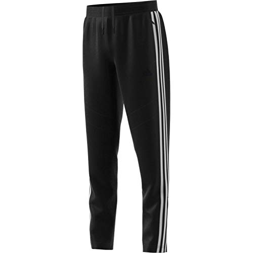 adidas Kinder Hose Tiro 19 Cotton Pant, Black/White, 164, FN2337
