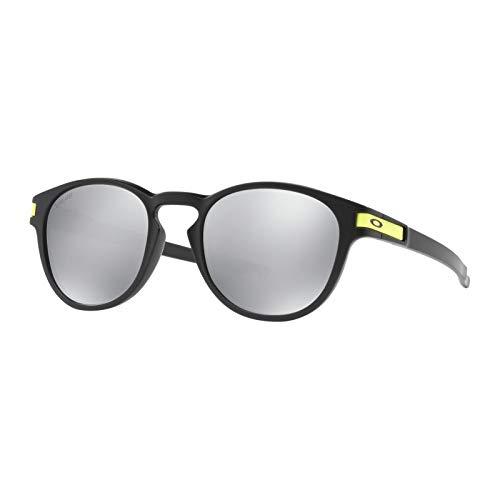 OO9265-2153 - Gafas Desde Sol Pestillo™ Valentino Rossi Firma Series Mate Negro Cristales Cromo Iridio