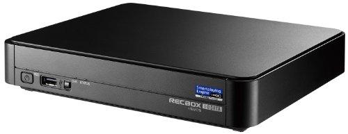 I-O DATA DTCP+対応&トランスコード機能搭載 ハイビジョンレコーディングHDD「RECBOX」 2.0TB HVL-AT2.0 【旧モデル】