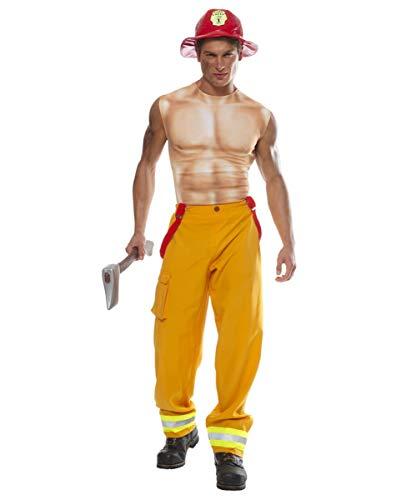 Sexy traje de bombero