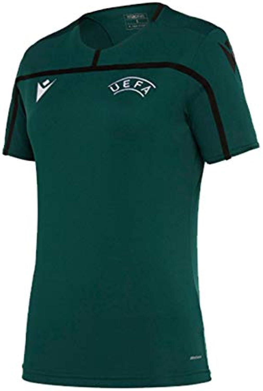 Macron UEFA Offizielles Trainingsshirt Damen Grün