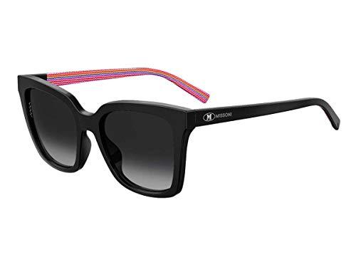 Missoni occhiale da sole MMI 0003/S 807/9O Nero grigio taglia 53 mm Donna