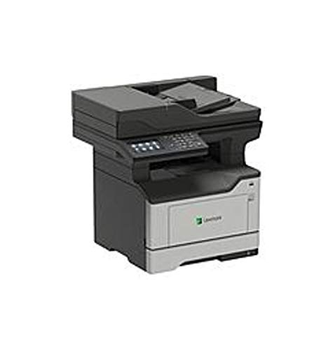 Best Review Of Lexmark MX520 MX522adhe Laser Multifunction Printer - Monochrome - Copier/Fax/Printer...