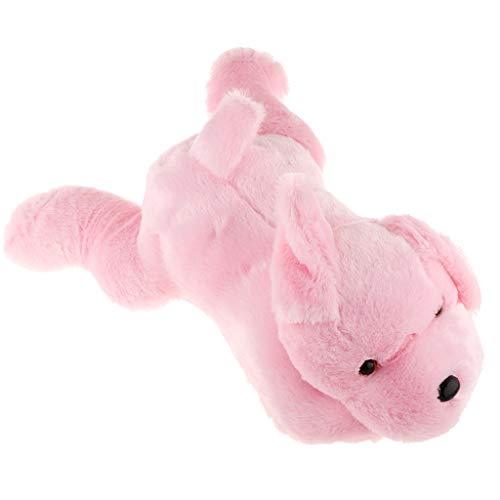 B Blesiya Pillow Puppy Glow Pets Plush 20