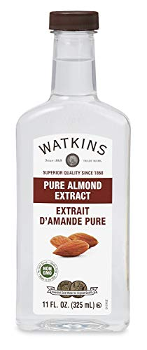 Watkins Pure Almond Extract, 11 oz. Bottle, 1 Count