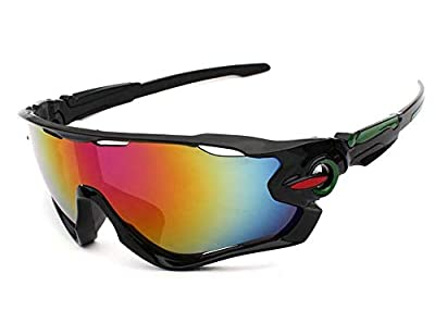 None/Brand Cycling Glasses Outdoor Glasses Sports Men's Sunglasses Bicycle Sunglasses