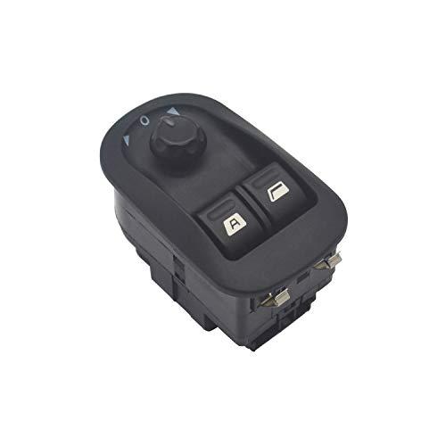 ZEALfix Elektrischer Fenster Schalter Master Elektrische Spiegel Button 6554.WA Für Peu-geot 206 306