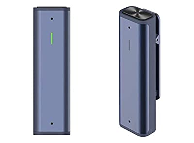Sogou C1 Smart Voice Digital Recorder Micro Recorder With Dual Intelligent Noise Reduction Microphones, For Meetings/Interviews/ Lectures/Class(Blue)