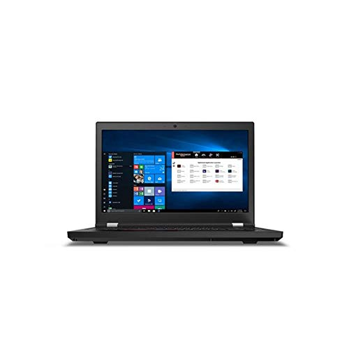 Lenovo ThinkPad P15g Gen 1 20UR004HUS 15.6' Notebook - Full HD - 1920 x 1080 - Intel Core i9 (10th Gen) i9-10885H Octa-core (8 Core) 2.40 GHz - 32 GB RAM - 512 GB SSD - Glossy Black - Windows 10