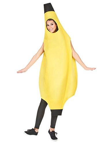 Vegaoo - Disfraz de plátano para Hombre - Única: Amazon.es ...