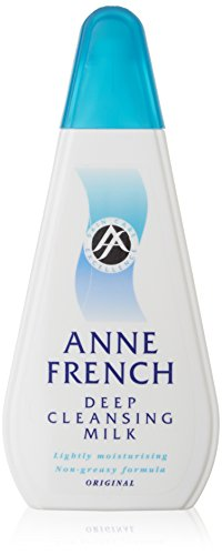 Anne French - 3 Packs Lait Nettoyant en profondeur