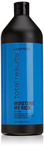 Matrix Total Results Moisture Me Rich Glycerin Shampoo, 1000 ml