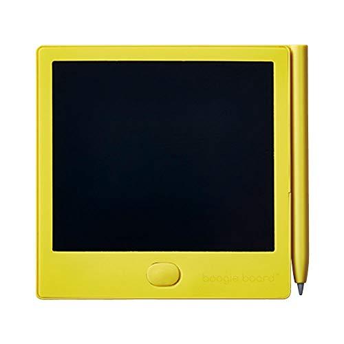 キングジム 電子メモ ブギーボード 黄色 BB-12キイ