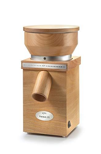 KoMo Fidibus 21 Getreidemühle (250 Watt, Holz)