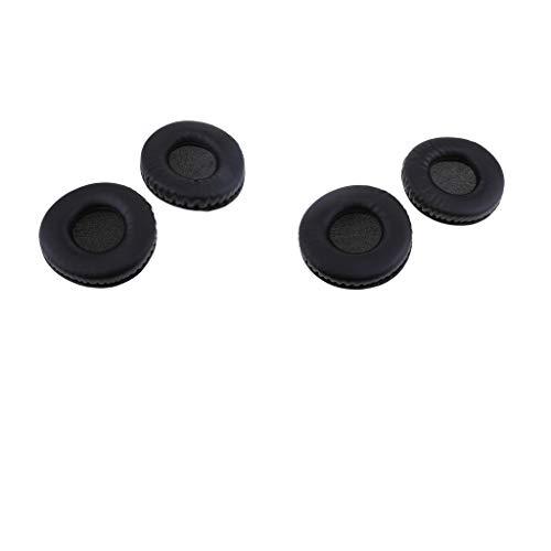 Almencla 4X Ersetzen Sie Ohrpolster Kissen Aus Weichem Leder Für ATH Ad700x Ad400 Ad700 Headset