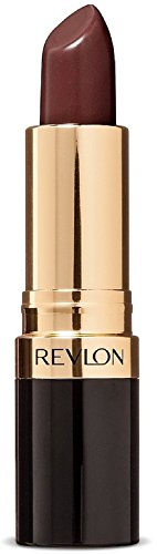 Revlon Super Lustrous Lipstick Creme, Black Cherry 477, 0.15 fl oz (4 Pack) (Bundle)