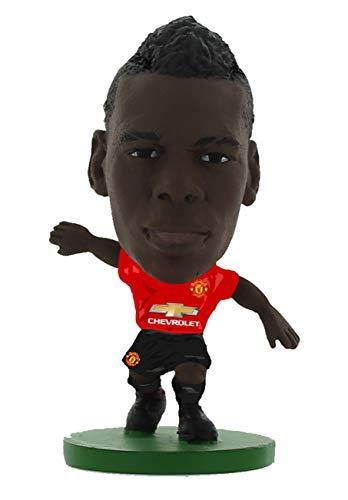 Soccerstarz - Uomo Utd Paul Pogba Home Kit (versione 2021) /Figure