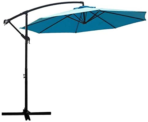 Top 10 Best hanging patio umbrella for hot tub Reviews