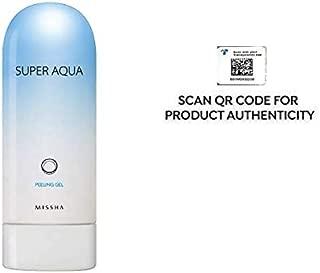 Missha Super Aqua Peeling Gel - Amazon Code verified for Authenticity