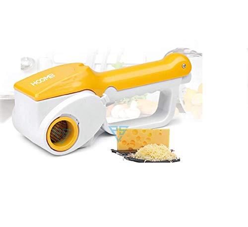 Hoomei Rallador eléctrico para queso HM-6112 escamas, chocolate, frutos secos