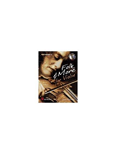 Meistverwendeten Michailov: Volkslieder und mehr für Violine (Buch/CD) - Musiknoten, CD