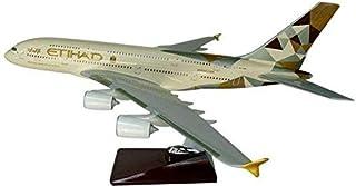 1/100 Etihad Airways Airbus A380-800 RESIN MODEL AIRCRAFT
