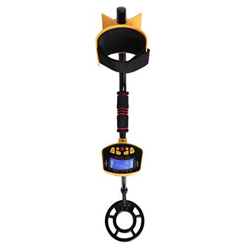 ZChun MD-3010II Gold Digger Treasure Hunter Deep Sensitive - Detector de metales...