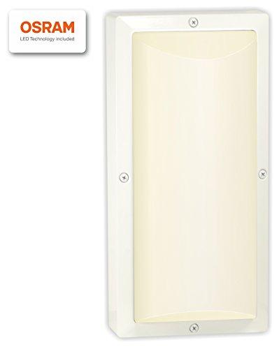 Visolight L300 tageslichtweiß 5000K LED Feuchtraumleuchte Außenleuchte IP65 1800lm