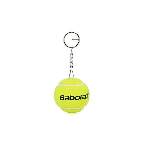 Babolat Ball Key Ring Schlüsselanhänger Unisex - Erwachsene, Gelb, Einheitsgröße
